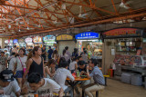 Maxwell Road food court in Chinatown, Singapore