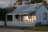Our rented cottage at Port Albert