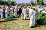 The fodder market at Al Ain