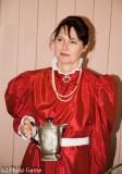 Hostess at Myendetta Homestead