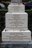Explorers' memorial, Sandakan