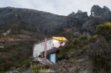 Laban Rata Resthouse at 3273m ASL, below the summit plateau of Mt Kinabalu