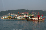 Fishing vessels, Kota Kinabalu