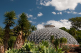 Tropical display dome, Mt Coot-tha Botanic Gardens