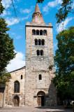 Medieval church, Sion