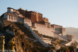 Early morning light on the Potala Palace
