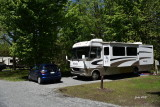 Camping municipal Brownsburg-Chatham du 19 au 21 mai 2018