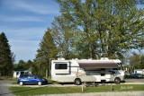 Camping Lac St-Michel avec Liliane Lothar Linda Pierre du 24 au 28 mai 2018