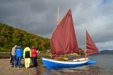 Eastern Amateur Coastal Rowing Club on Bute