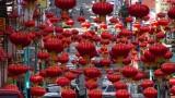 Grant Avenue Chinese Lanterns