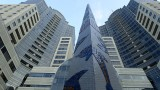 Ricon Center Obelisk