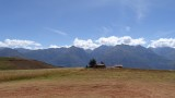 The Peruvian Andes
