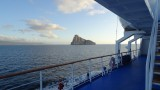 Kicker Rock as seen from the Galapagos Legend
