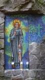St. Peregrine Mosaic