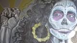 Day of the Dead Street Art