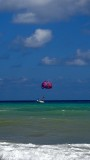 Playa del Carmen parasailing