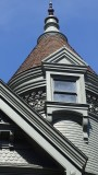 Haas-Lilienthal House Turret
