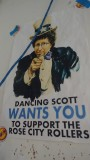 Diamond Scott wants you to support the Rose City Rollers