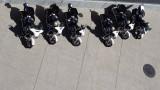 Levi's Stadium Police Motorcycles