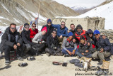 Group photo including our local Ladakhi guides_Hemis NP (Ladakh)