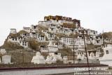 Thikse Monastery near Leh (Ladakh)