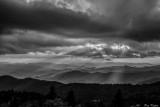 Crepuscular Rays and Ridges