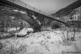 Il ponte di San Rocco,Bolladore-Sondalo