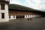 Tashichho Dzong Fortress