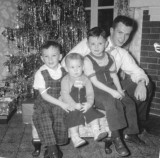 1951 - the male Cross cousins, all first born.