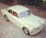 My 1965 Volvo 122S