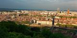 Lyon vuede Fourvières