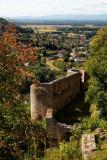 Du châteaude Ferrette