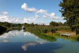 Le canaldu Rhône au Rhinprès d'Heidwiller