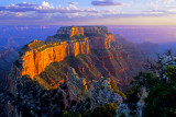 (GC18) Woton's Throne, Cape Royal, North Rim, Gand Canyon AZ