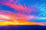 Grand Canyon sunset from Desert View, AZ