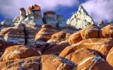 Entrada Sandstone, Blue Canyon, AZ