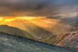 Sunrise in the Stelvio Pass