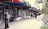 Giles Street Shops.