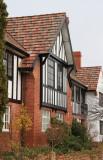 Mock Tudor Facade
