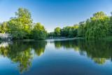 Lake Reflections -L