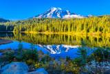 Mount Rainier Reflection -L