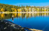 Rock Creek Lake -L