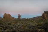 First light at the foot of Mount Teide