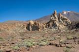 High desert, blue sky