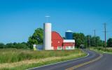 Farmhouse on Saldfordville Road, Montgomery County