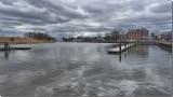 Historic Delaware City Waterfront  /Delaware USA