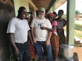 Liberia 2017 - Canning Fish