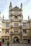 Bodleian Library - Oxford University.