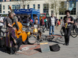 Bristol City Centre - Musicians