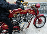The Flying Millyard - Bideford Bike Meeting